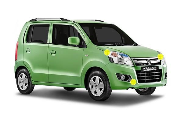 Kupas Tuntas Spesifikasi Dan Harga Suzuki Karimun Wagon R