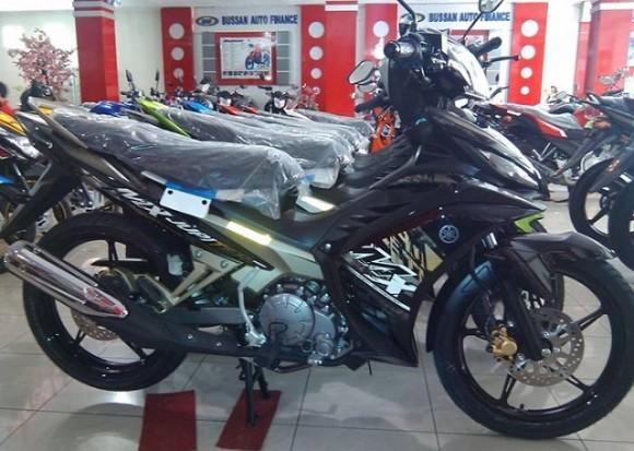 Spesifikasi Penerus Yamaha Jupiter MX 2014