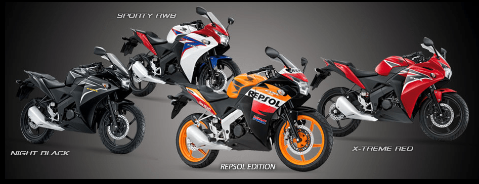 Spesifikasi dan Jenis-jenis Honda CBR 2014