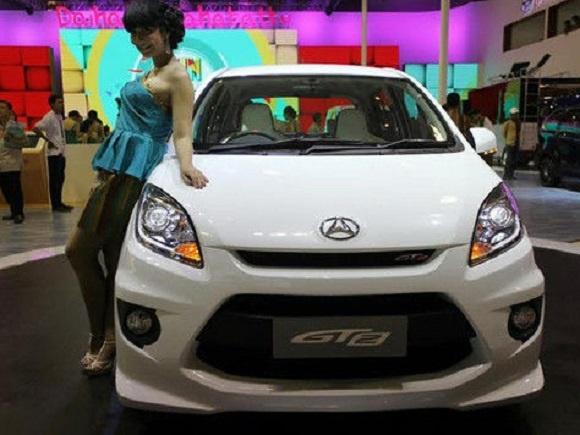 Daihatsu Ayla GT2 Siap Masuk Dalam Tungku Produksi
