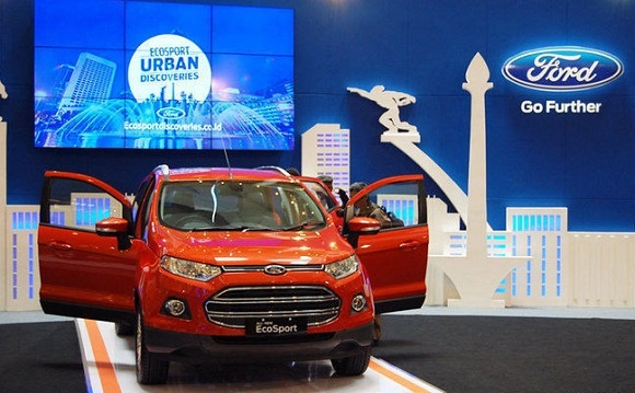 Mobil SUV All-new EcoSport Terlaris di Indonesia