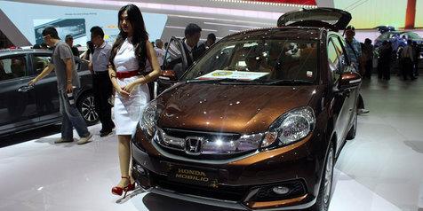 Mobilio dan Brio Satya Contributor Terbesar Penjualan Honda