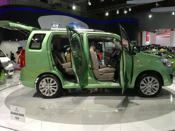 Pesaing Mobil MPV Ertiga Akan Diluncurkan Suzuki