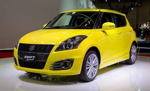 """Suzuki Swift Sport Termahal Sudah Tersedia 2 Varian """"Transmisi Manual Dan Otomatis"""""""