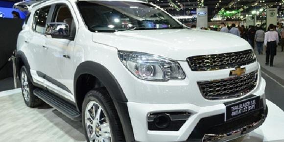 Chevrolet Release Model Baru Trailblazer SVP Dengan Berbagai Varian