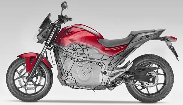 Honda NC750 Berteknologi Supercharger Akan Hadir Dan Membendung Langkah Kawasaki H2