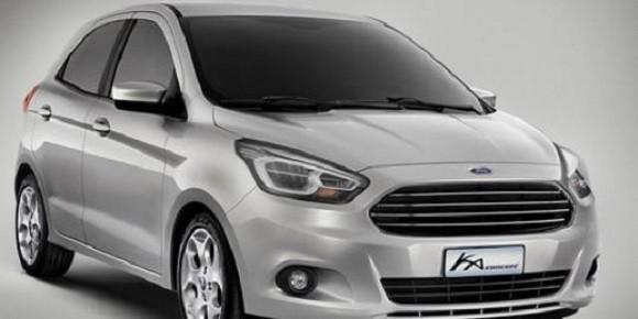 Mobil Murah Dari Ford Akan Ikut Serta Dalam Bersaing Di Tahun 2015