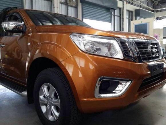 SUV Berbasis Navara Akan Datang Dari Nissan