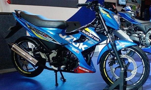 Suzuki Satria MotoGP Edition 2015 Akan Menghalau Kompetitor Lainnya