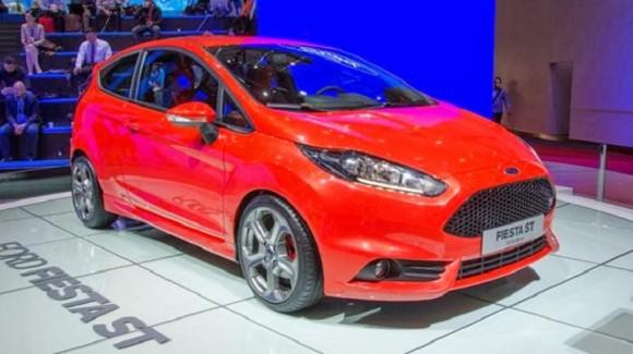 Ford Merilis Versi Fiesta RS Yang Lebih Fresh Keseluruh Dunia