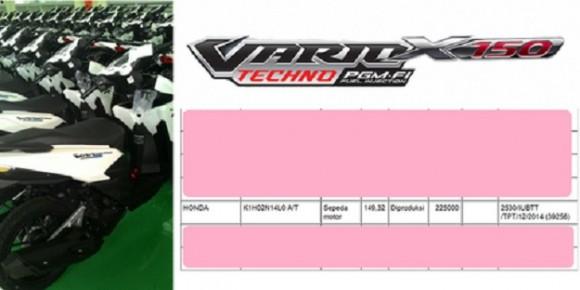 Honda Vario Berkapasitas Mesin 150cc Akan Hadir Di Indonesia
