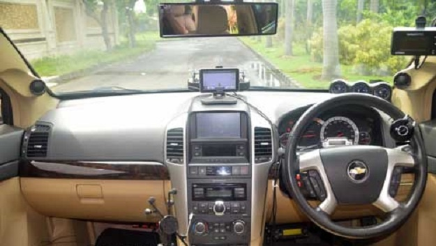 Modifikasi Chevrolet Captiva 2.0 VCDi 2009 Untuk Touring