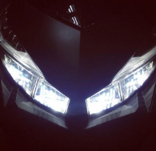 Wow, Honda Vario Techno 150 Hadir Dengan Lampu LED