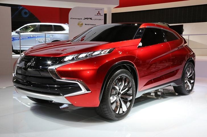 Konsep Terbaru Dari SUV Mitsubishi Lebih Gahar