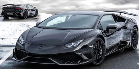 Mansory Lamborghini Huracan MH1 Kembali Menghebohkan