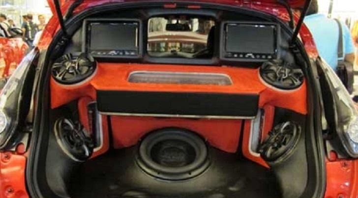 Modifikasi Nissan Juke 2013 Terkesan Mewah