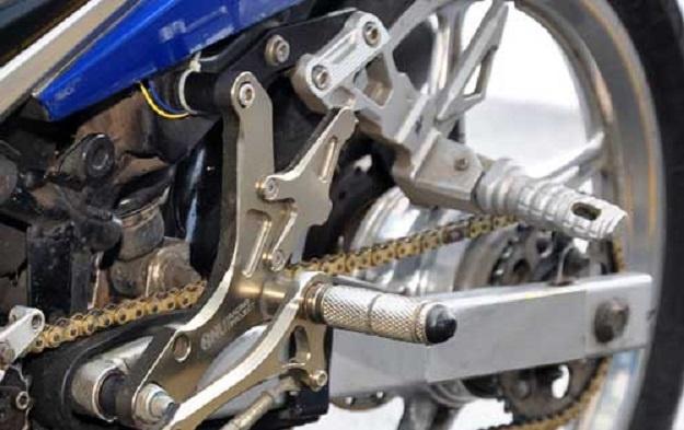 Modifikasi Ramah Lingkungan Yamaha Jupiter MX Tidak Kalah Menarik