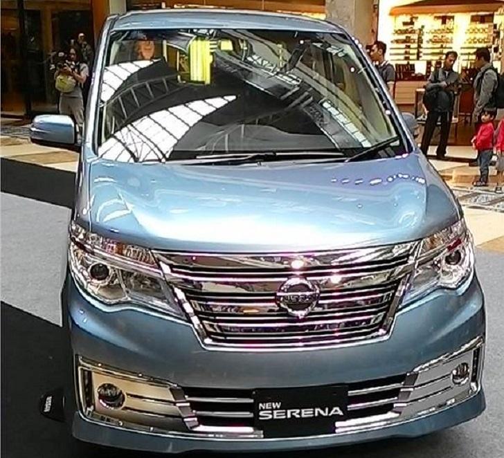 Generasi Terbaru Nissan Serena Facelift Resmi Mengaspal