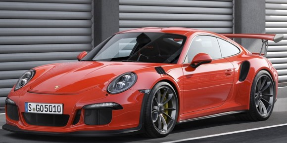 New Porsche 911 GT3 RS Berbekal Spesifikasi Balap