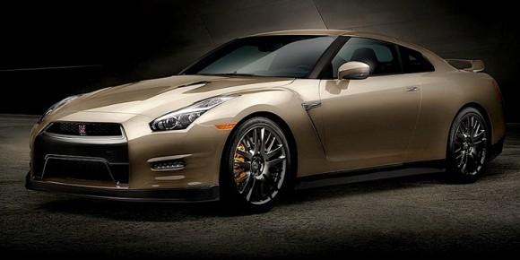 Nissan Hadirkan Varian GT-R Gold Edition, Balutan 'Emas' Membuat Lebih Mewah