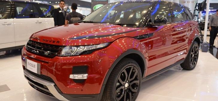 Range Rover Evoque Limited Edition Hadir Dengan Penampilan Baru di Surabaya