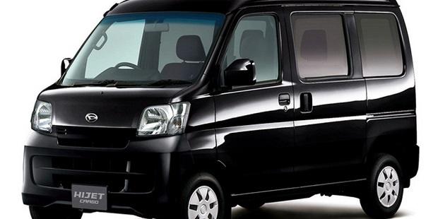 Daihatsu Hijet Cargo Hadir dengan Penampilan Baru Dan Berkelas