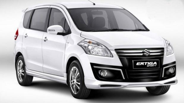 Inilah Wajah Asli Dari Suzuki Ertiga Versi 2015
