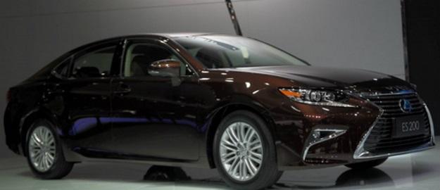 Lexus ES Terbaru Resmi Meluncur, Pasar Asia, Eropa dan Amerika Akan Di Jelajahinya