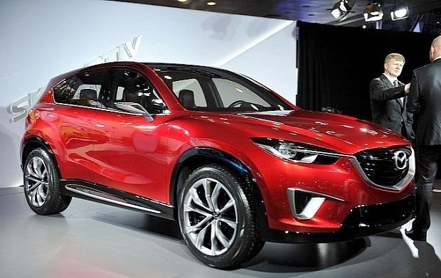 New Mazda6 dan CX-5 Hadir Dengan Penyempurnaan Interior Dan Eksterior