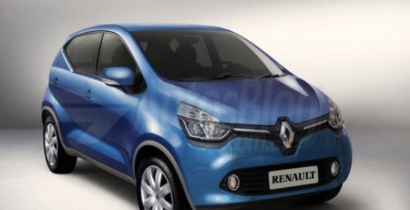 Renault Kayou Akan Menjadi Mobil Murah Terbaru