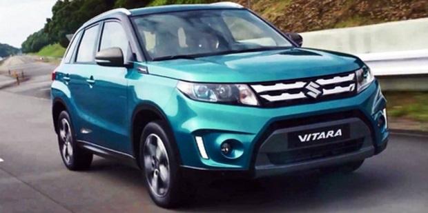 Suzuki Vitara 2015 Kini Hadir Layaknya Produk Baru