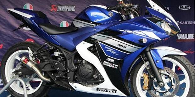 Yamaha YZF-R25 Special Edition 2015 Sudah Mulai Diperkenalkan