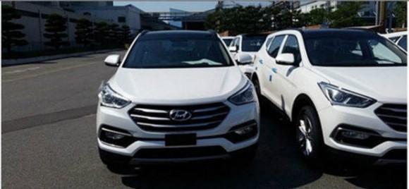 Bocoran Sosok Dari Hyundai Santa Fe Facelift 2016