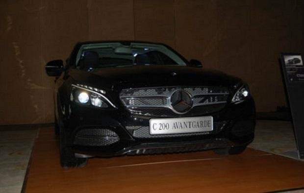 Mercedes-Benz C-Class Buatan Lokal Kini Hadir Dengan Versi CKD