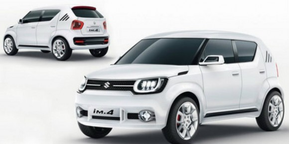Penerus Suzuki Jimmy Akan Meramaikan Segmen SUV