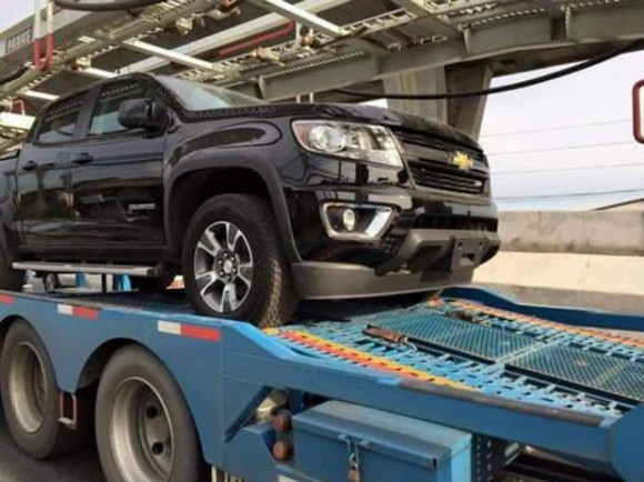 Chevrolet Colorado 2015 Akan Bermanuver Di Asia
