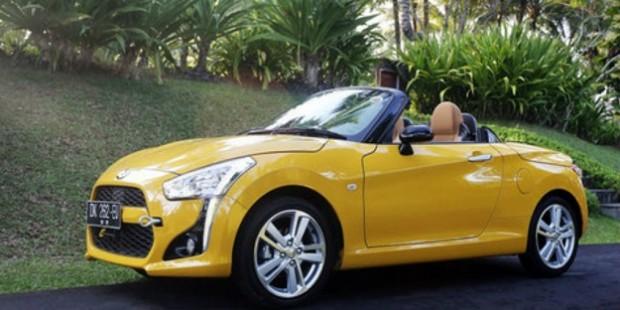 Daihatsu Copen Dipasarkan Di Indonesia, Ini Harga Lengkapnya