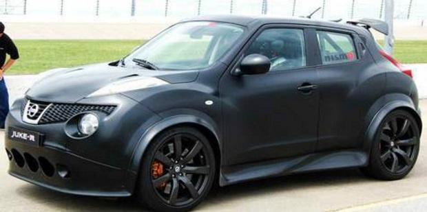 Harga Nissan Juke-R Nismo Yang Akan Mengaspal Di Tanah Air
