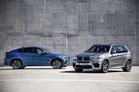 Ingin Membawa Pulang SUV Performa Tinggi BMW X5 M dan X6 M? Ini Harga Resminya