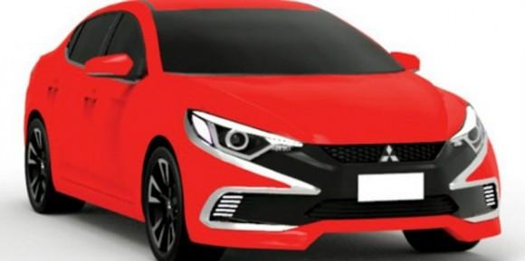 Mitsubishi Lancer Akan Kembali Hadir Dengan Penampilan Barunya