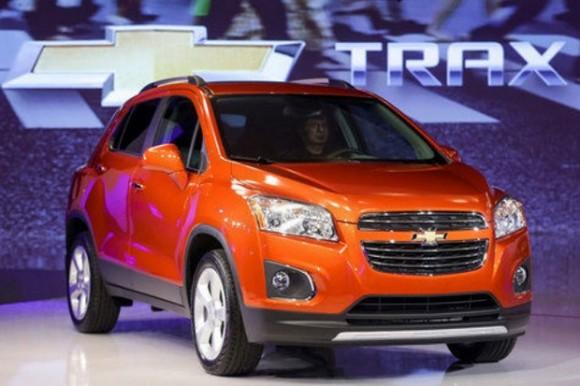 SUV Crossover Baru Chevy Siap Menghalau Rivalnya Dari Honda