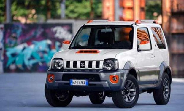 Suzuki Jimny Street Edition, Khusus Pecinta Offroad Untuk di Perkotaan