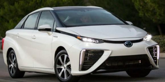 Iritnya Mobil Hidrogen Disaingi Toyota Dengan Catatan 502km
