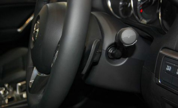 """Aksesoris Terbaru Untuk Mazda CX-5 """"Pedal Shift"""""""