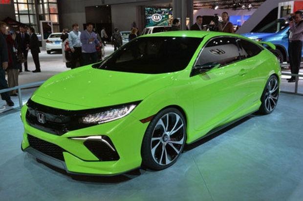 All-New Honda Civic Siap Melakukan Penampilan Perdananya Bulan Depan