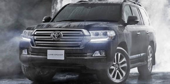 Facelift Baru Toyota Land Cruiser 2015 Hadir Dengan Sosoknya Yang Kekar dan Maco