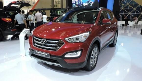 Hyundai Menghadirkan Santa Fe Edisi Terbatas Yang Memiliki Fitur Terbaru