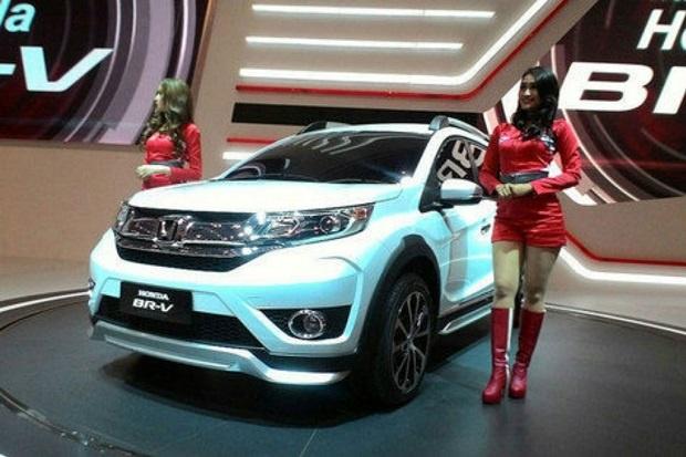 Inilah Harga Resmi Honda BR-V Yang Akan Masuk Indonesia