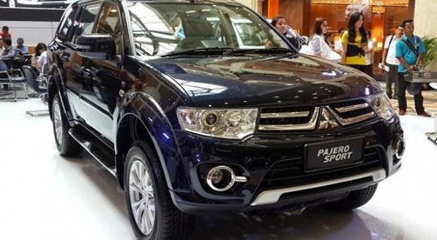 Mitsubishi Pajero Sport Terus Dilirik Pengunjung GIIAS 2015