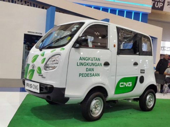 Mobil Imut Pedesaan Dan Usaha di Tampilkan Tata Motors